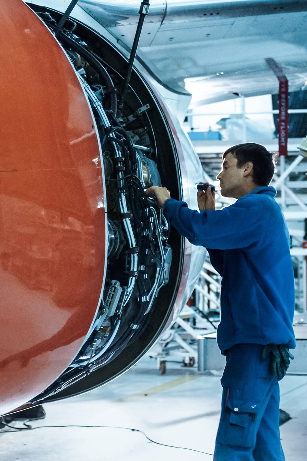 VCI Korrosionsschutz Branchen Lösungen Flugzeugbau Nawrot AG