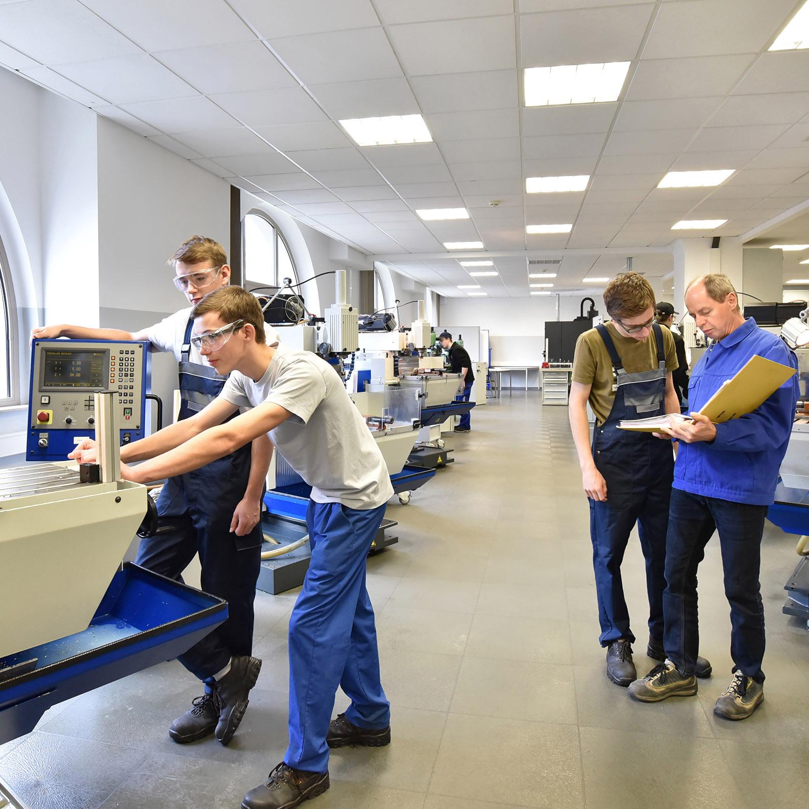 VCI Korrosionsschutz Branchen Lösungen Lohnfertigung Nawrot AG