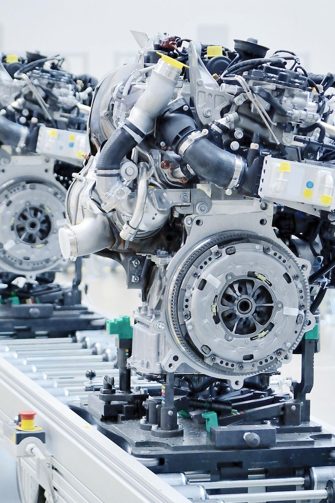 VCI Korrosionsschutz Branchen Lösungen Motorenbau Nawrot AG